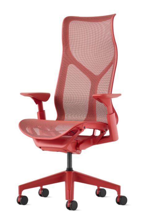 fotel dla graczy cosm herman miller